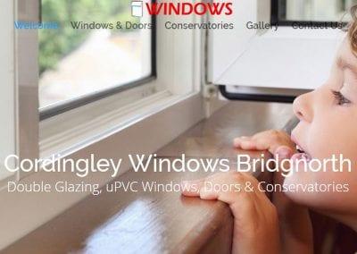 Cordingley Windows Bridgnorth