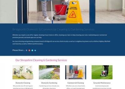 Bridgnorth Cleaning