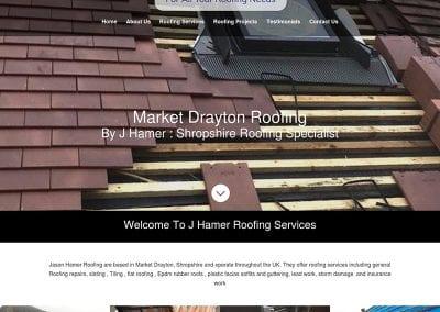J Hamer Roofing