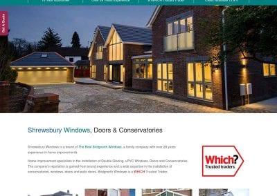 Shrewsbury Windows